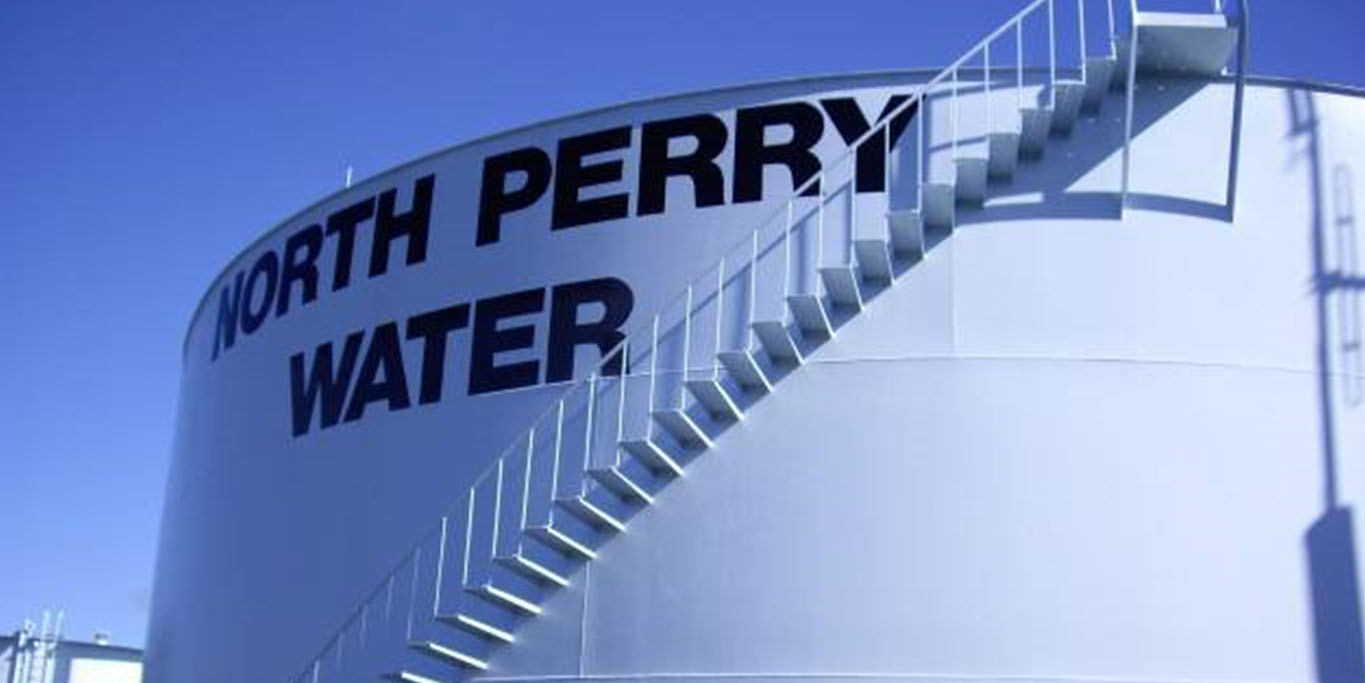 Water System Planning and Engineering Design Services, North Perry Avenue, Water District