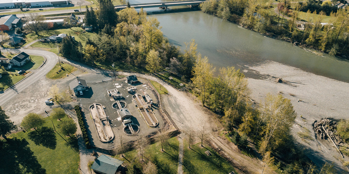 Wastewater Treatment Plant Upgrades, Everson, WA