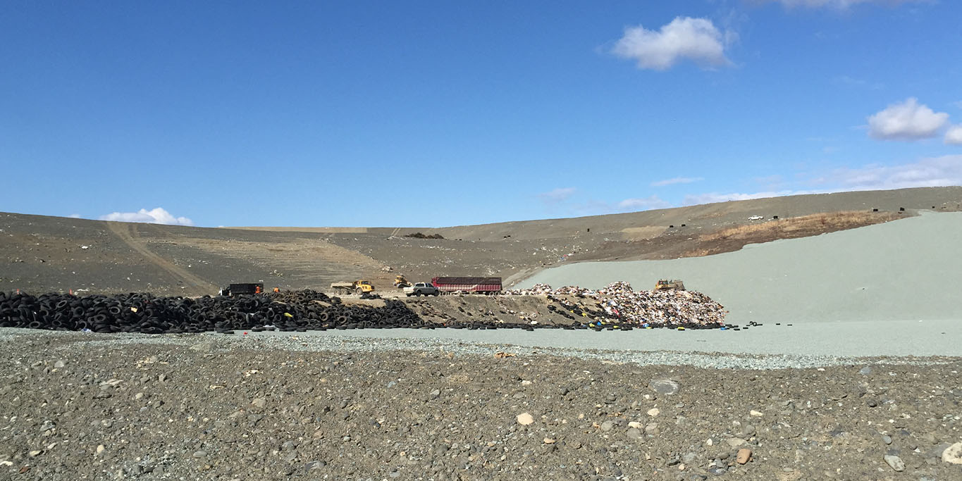 Anchorage Regional Landfill (ARL) Cell 11, 12, and 8B Development